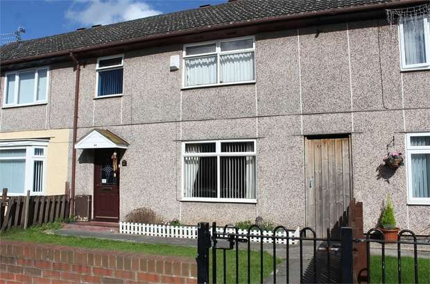 4 Bedrooms Terraced House for sale in Cunningham Road, Widnes, Cheshire