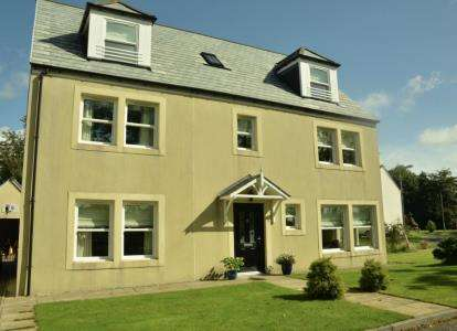 5 Bedrooms Detached House for sale in Weavers Court, Fenwick