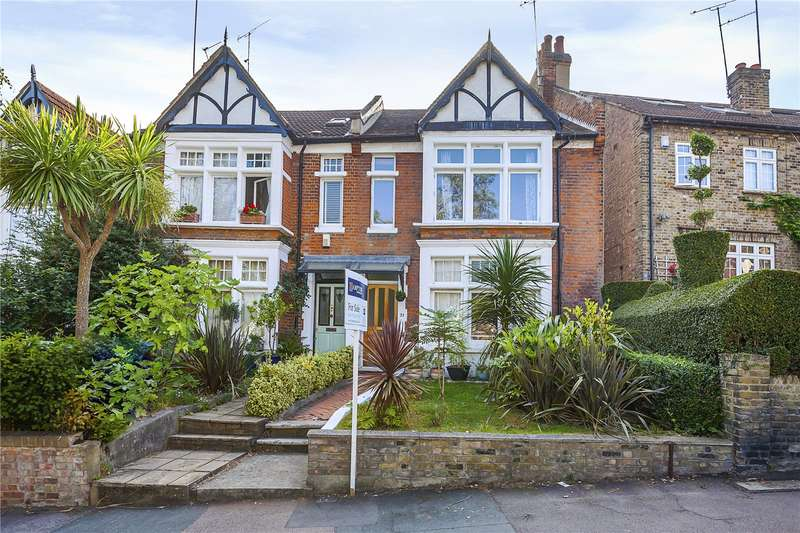 3 Bedrooms Flat for sale in Foyle Road, London, SE3