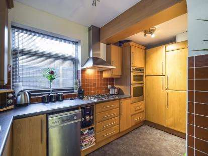 3 Bedrooms Semi Detached House for sale in Breedon Street, Long Eaton, Nottingham, Derbyshire
