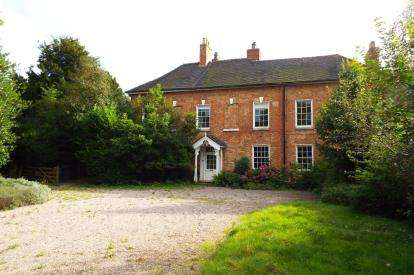 8 Bedrooms Detached House for sale in Dove Lane, Rocester, Uttoxeter, Staffordshire