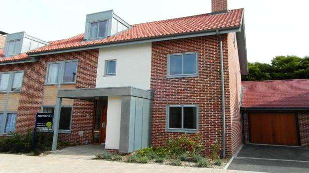 5 Bedrooms Semi Detached House for sale in Mailing Way, Basingstoke, Hampshire