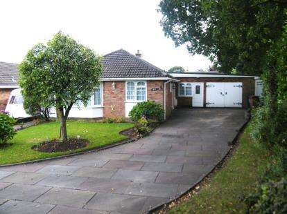 3 Bedrooms Bungalow for sale in Tean Close, Burntwood, Staffordshire