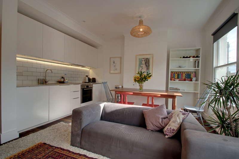 2 Bedrooms Flat for sale in Thorpedale Road, London, N4