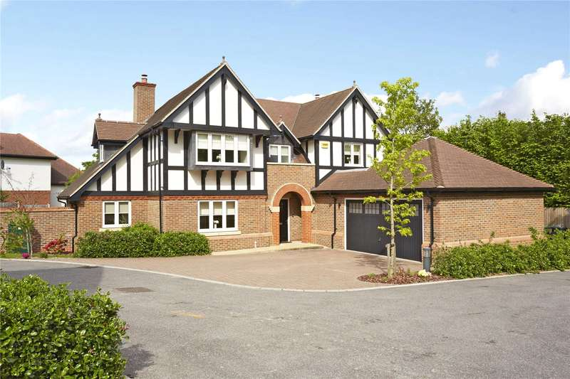 5 Bedrooms Detached House for sale in Yew Tree Close, Epsom, Surrey, KT17