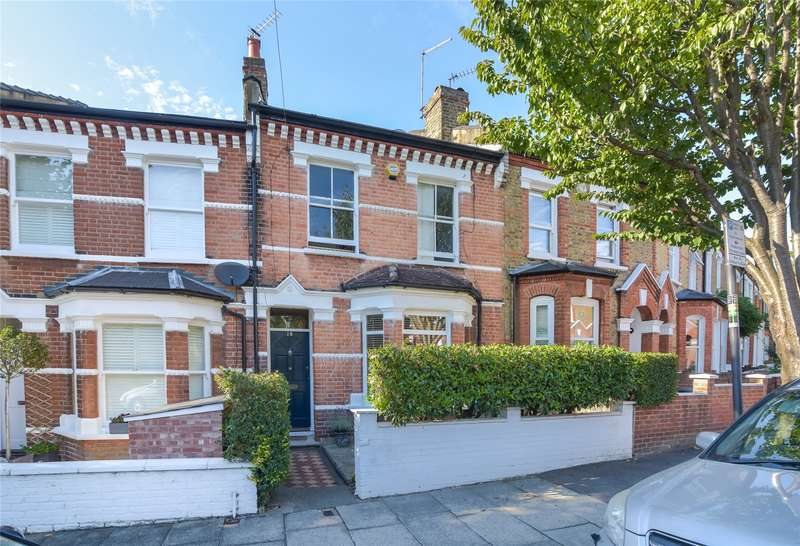 3 Bedrooms Terraced House for sale in Wilna Road, London, SW18