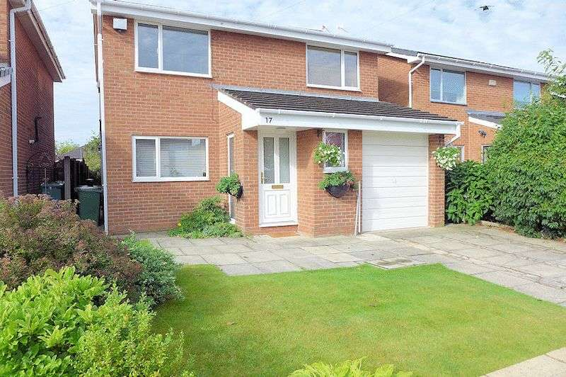 4 Bedrooms Detached House for sale in Raglan Avenue, Whitefield