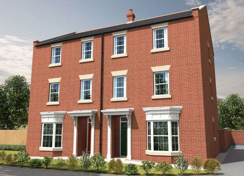 4 Bedrooms Semi Detached House for sale in Meadow Way, Spalding