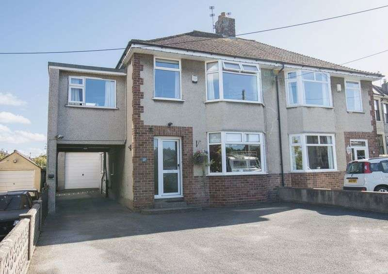 4 Bedrooms Semi Detached House for sale in Queens Road, Keynsham