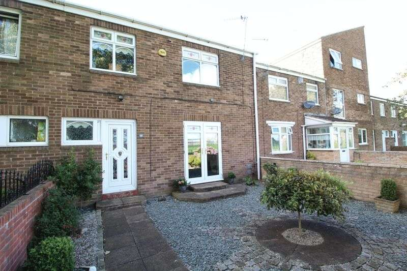 3 Bedrooms Terraced House for sale in Orwell Close, South Shields