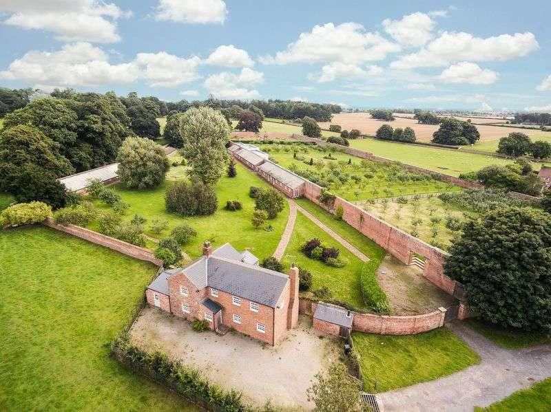 4 Bedrooms Detached House for sale in Gardener's Cottage Allerton Park Knaresborough York HG5 0SE