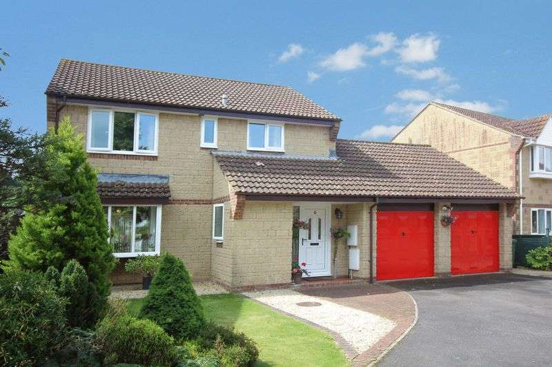 4 Bedrooms Detached House for sale in Masons Way, Frome