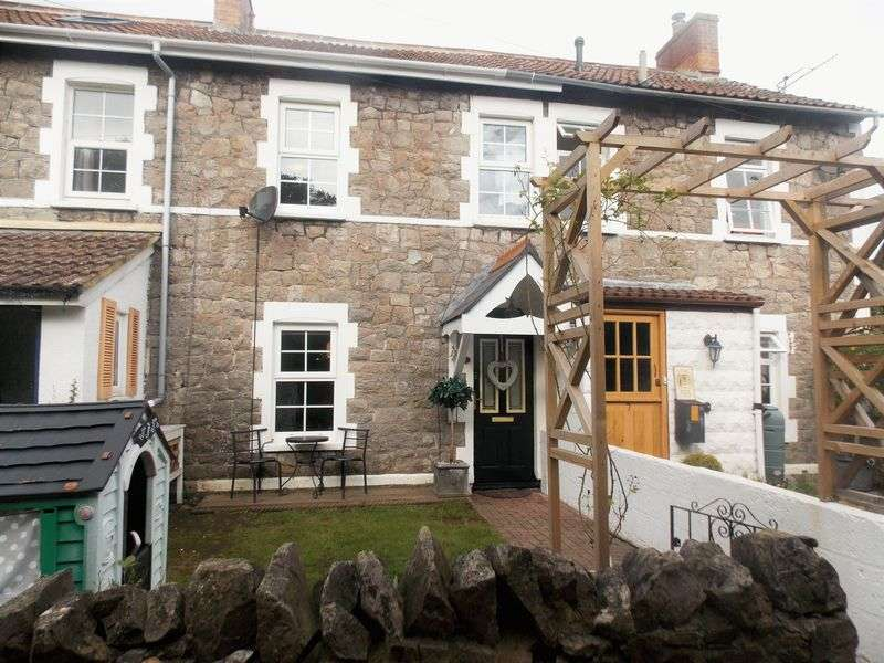 3 Bedrooms Terraced House for sale in Hillgrove Terrace, Weston-Super-Mare