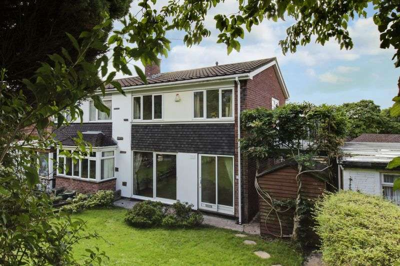 3 Bedrooms Semi Detached House for sale in Plane Tree Close, Newport