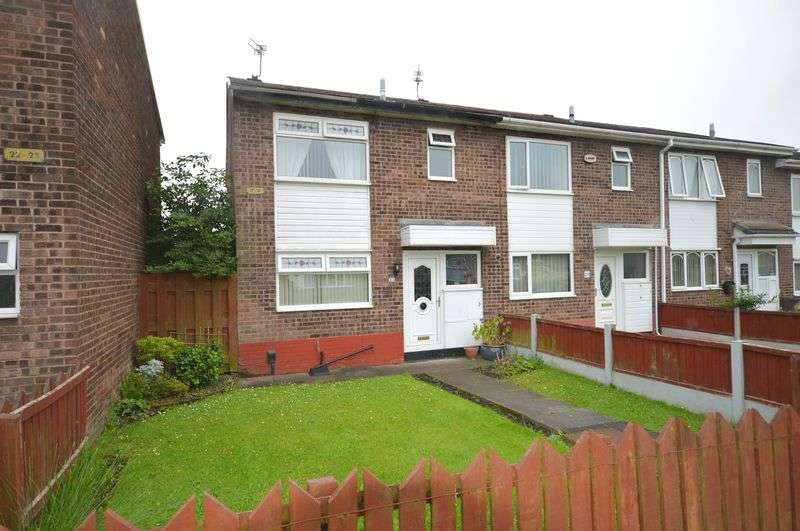 3 Bedrooms Terraced House for sale in Edendale, Widnes