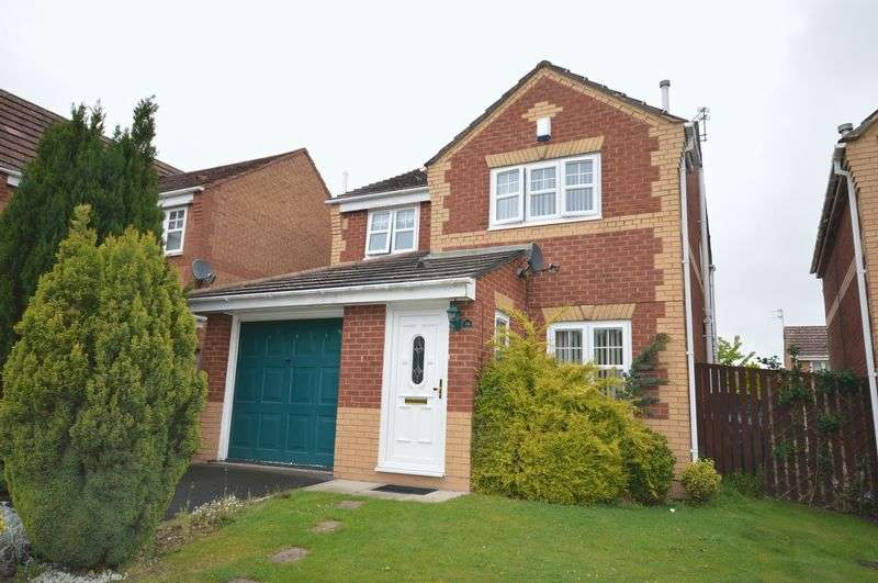 3 Bedrooms Detached House for sale in Coleridge Grove, Widnes