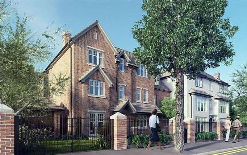 1 Bedroom Flat for sale in FInham Court, Waverley Road, Kenilworth: One bed second floor retirement apartment
