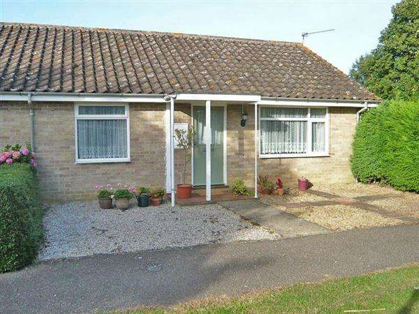 2 Bedrooms Terraced Bungalow for sale in Oakey Ley, Bradfield St. George, BURY ST. EDMUNDS IP30 0AU