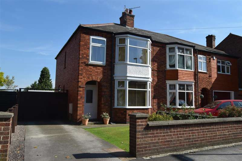 3 Bedrooms Semi Detached House for sale in Boundary Road, Newark