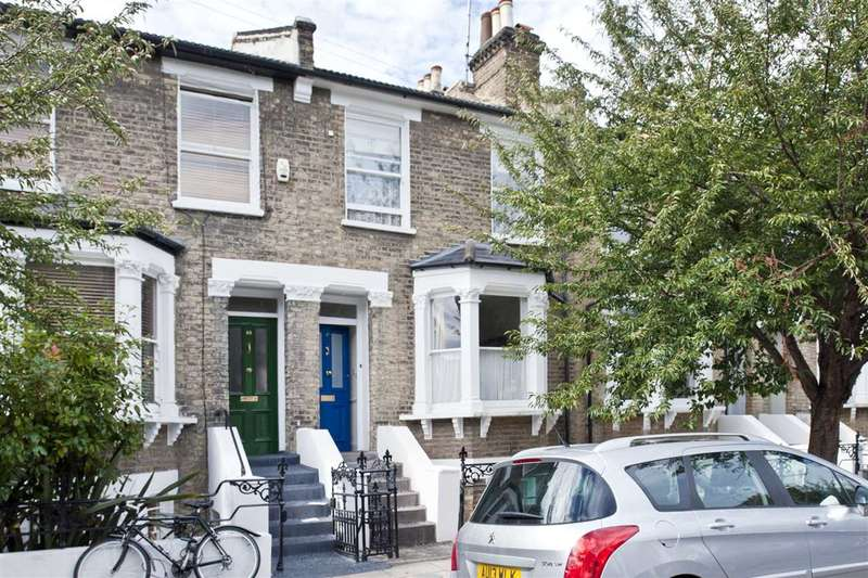 4 Bedrooms Terraced House for sale in Tabor Road, Hammersmith