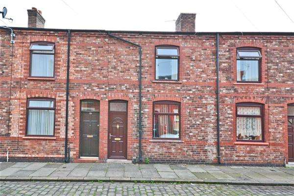 3 Bedrooms Terraced House for sale in Bird Street, Wigan