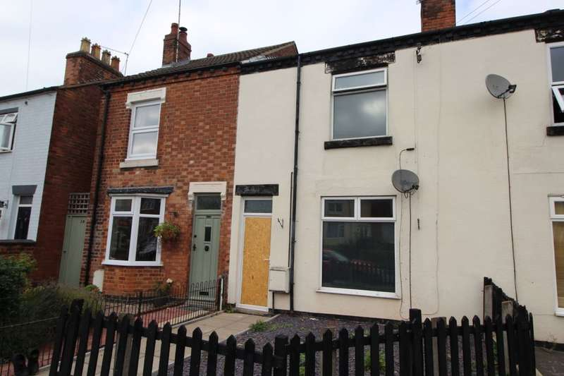 2 Bedrooms Property for sale in Woods Lane, Stapenhill, Burton-On-Trent, DE15