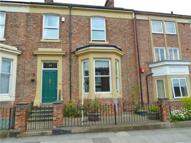 5 Bedrooms Town House for sale in Coniscliffe Road, Darlington, Durham