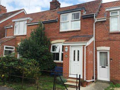 3 Bedrooms Terraced House for sale in Sherborne