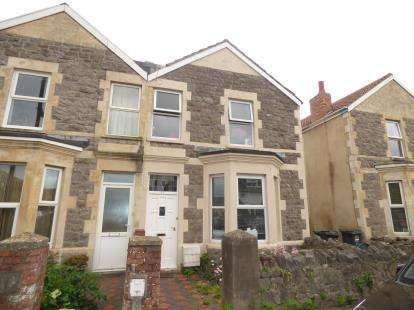 3 Bedrooms Semi Detached House for sale in Weston-Super-Mare, Somerset