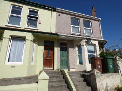 Terraced House for sale in Plymouth, Devon