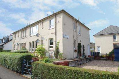 2 Bedrooms Flat for sale in Harvey Street, Lochwinnoch