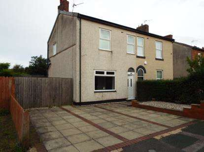 3 Bedrooms Semi Detached House for sale in Railway Terrace, Southport, Merseyside, Uk, PR8