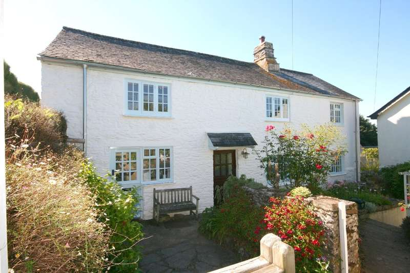 3 Bedrooms Cottage House for sale in Plum Tree Cottage, Dittisham, Dartmouth