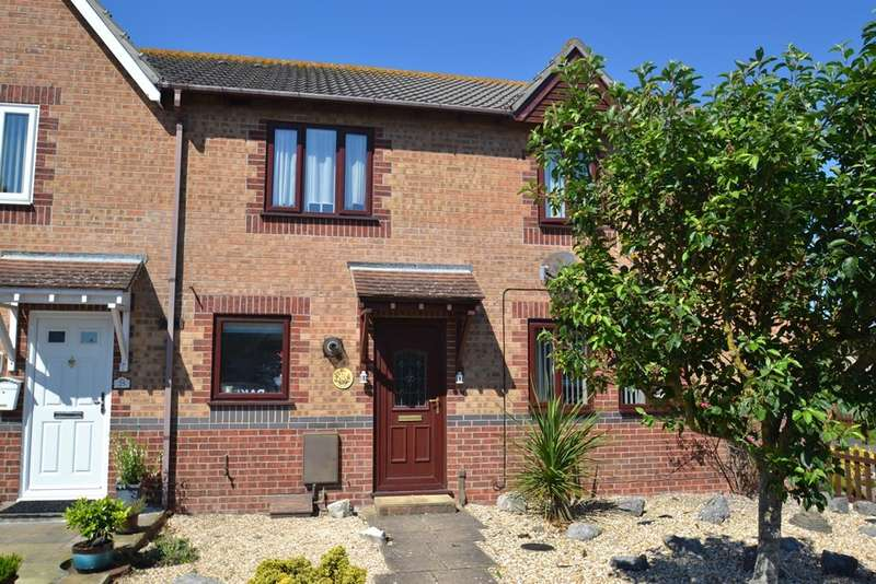 2 Bedrooms Terraced House for sale in Chickerell