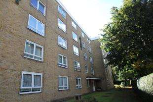Flat for sale in Harrington Court, Altyre Road, Croydon, Surrey