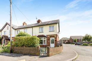 2 Bedrooms End Of Terrace House for sale in St. James Square, Chichester, West Sussex