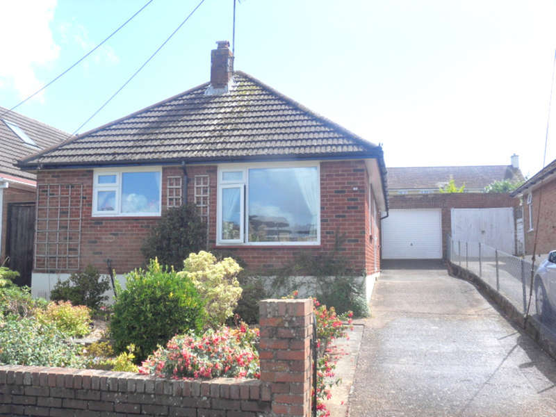 2 Bedrooms Detached Bungalow for sale in Elmfield Crescent, Exmouth