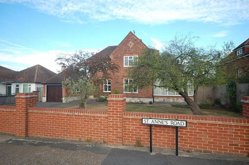 5 Bedrooms Detached House for sale in St Annes Road, Whitstable, Kent