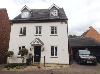 5 Bedrooms Detached House for sale in Bath Vale, Congleton, Cheshire