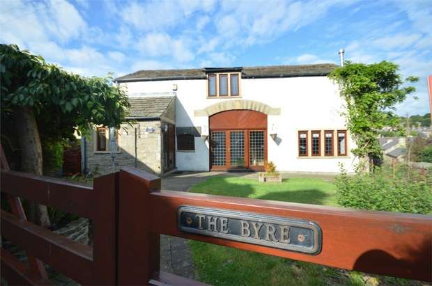 4 Bedrooms Barn Conversion Character Property for sale in Dearneside Road, Denby Dale, West Yorkshire