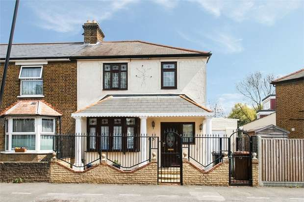 3 Bedrooms End Of Terrace House for sale in Lyne Crescent, Walthamstow, London