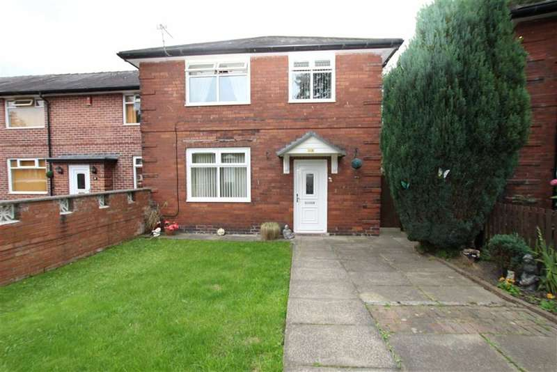 3 Bedrooms Property for sale in Verdun Crescent, Rochdale