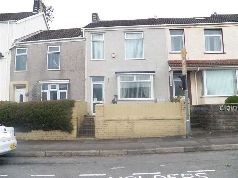 3 Bedrooms Property for sale in Ysgol Street, Port Tennant, Swansea