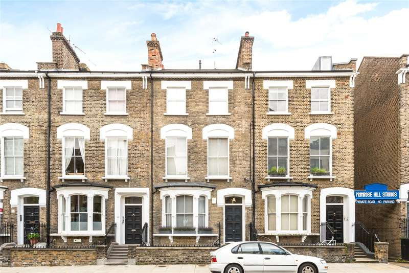 4 Bedrooms Terraced House for sale in Fitzroy Road, London, NW1