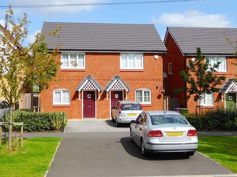 2 Bedrooms Semi Detached House for sale in Central Way, Speke, Liverpool, L24