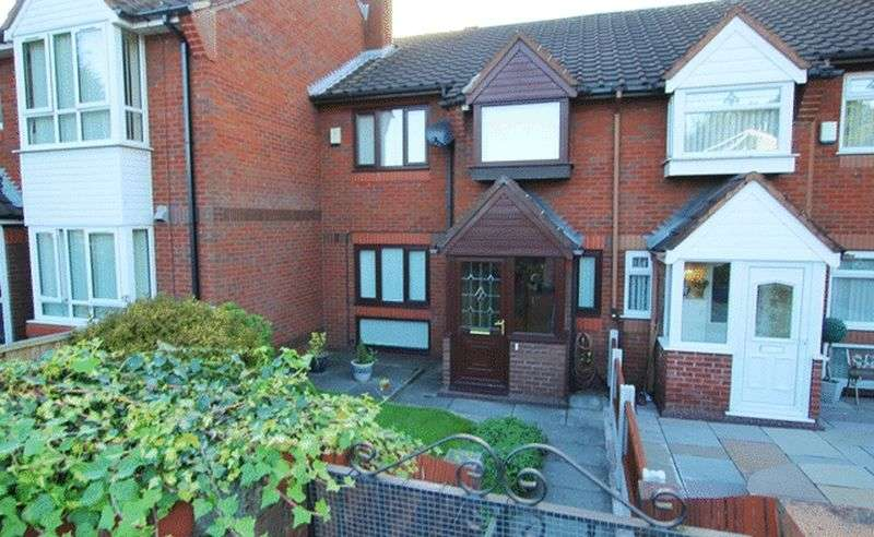3 Bedrooms Terraced House for sale in North Hill Street, Dingle, Liverpool, L8