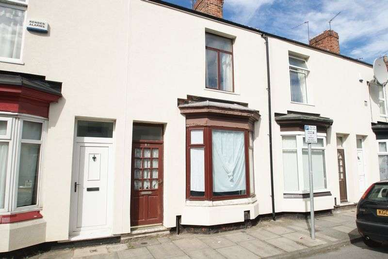 3 Bedrooms Terraced House for sale in Bow Street, Middlesbrough