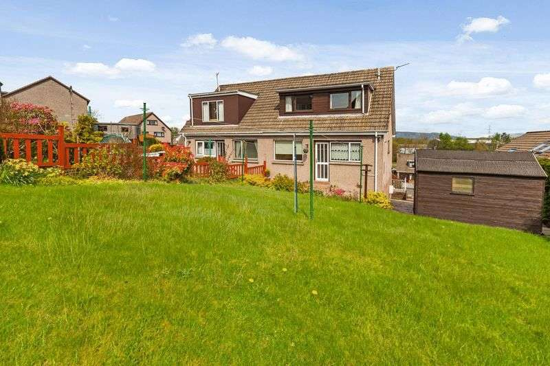 3 Bedrooms Semi Detached House for sale in Glenfield Avenue, Cowdenbeath Three Bedroom Semi Detached House