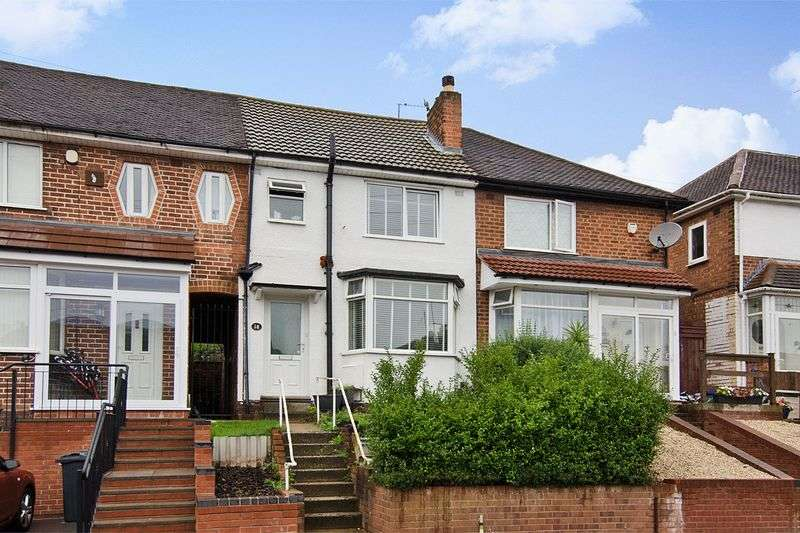 3 Bedrooms Terraced House for sale in Oundle Road, Kingstanding, Birmingham