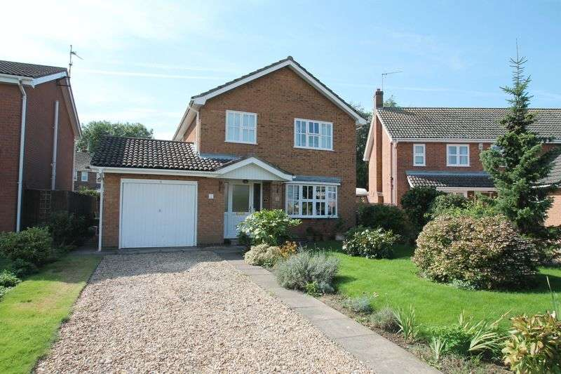 3 Bedrooms Semi Detached House for sale in Ashwin Gate, Quadring